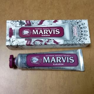 マービス(MARVIS)の【匿名/送料込/新品】 MARVIS カラクム 歯磨き粉 75mL(歯磨き粉)