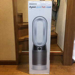 Dyson - ダイソン 空気清浄ファンヒーター HP04WSN