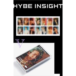 ボウダンショウネンダン(防弾少年団(BTS))のHYBE INSIGHT 公式商品 Photocard BTS テヒョン トレカ(アイドルグッズ)