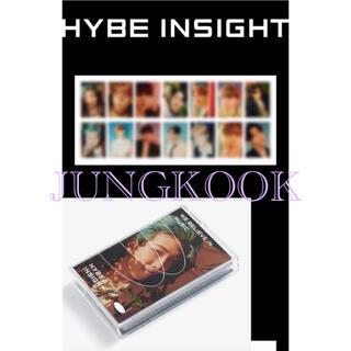 ボウダンショウネンダン(防弾少年団(BTS))のHYBE INSIGHT 公式商品 Photocard BTS グク トレカ(アイドルグッズ)