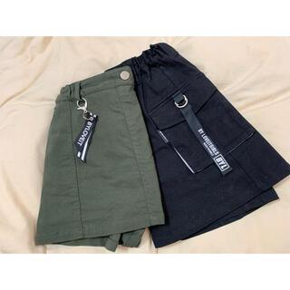 ナルミヤ インターナショナル(NARUMIYA INTERNATIONAL)のぴのさんbyloveit 140cm 2set(スカート)