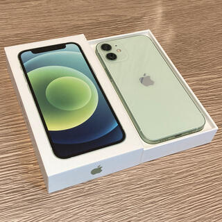 iPhone - iPhone12 mini 256GB グリーン SIMフリー