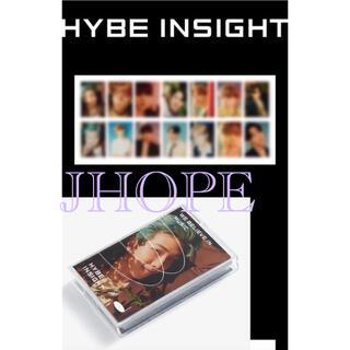ボウダンショウネンダン(防弾少年団(BTS))のHYBE INSIGHT 公式商品 Photocard BTS ホソクトレカ(アイドルグッズ)