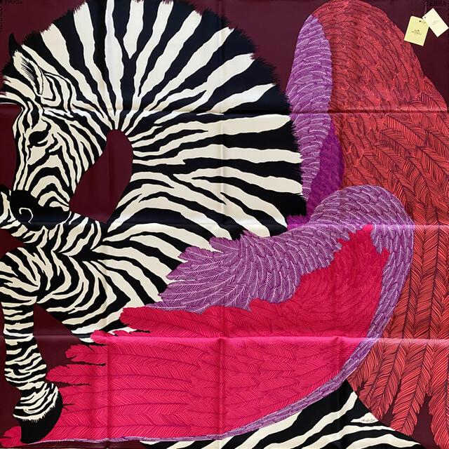 Hermes(エルメス)のエルメス スカーフ カレ90 レディースのファッション小物(バンダナ/スカーフ)の商品写真