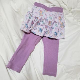 mikihouse - ECONECO スカートパンツ 90cm