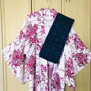 ユニクロ(UNIQLO)のユニクロ UNIQLO レディース 花柄 浴衣 しまむら アベイル ふりふ 京都(浴衣)