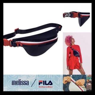 フィラ(FILA)の値下げ★ 新品◆FILA×melissa◆ボディバッグ◆ウエストバッグ(ボディバッグ/ウエストポーチ)