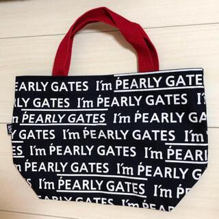 PEARLY GATES - パーリーゲイツ プレミアム ノベルティグッズ 30周年記念 カートバッグ