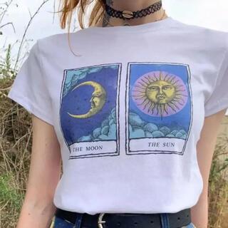 ZARA - ヴィンテージ    Tシャツ
