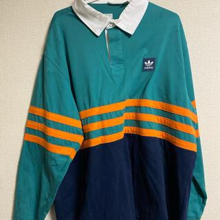 アディダス(adidas)のadidas Originals アディダスオリジナルス ラガーシャツ(ポロシャツ)