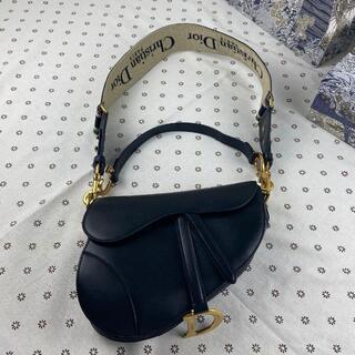 Dior - ディオールSADDLE バッグ シャイニーゴートスキン