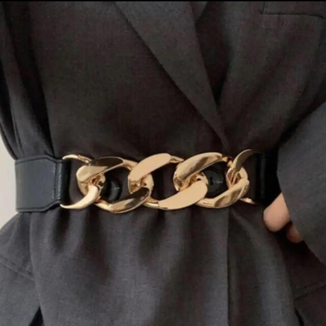 Ameri VINTAGE(アメリヴィンテージ)のラスト一点! ヴィンテージ    ベルト レディースのファッション小物(ベルト)の商品写真