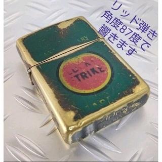 ジッポー(ZIPPO)の簡易チューニング  ZIPPO LUCKY STRIKE 125周年 限定品(タバコグッズ)