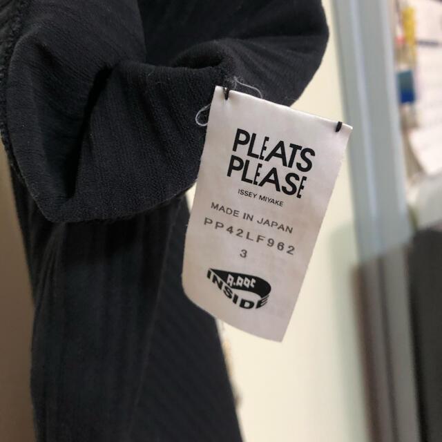 PLEATS PLEASE ISSEY MIYAKE(プリーツプリーズイッセイミヤケ)のフリンジ レギンス スパッツ レディースのレッグウェア(レギンス/スパッツ)の商品写真