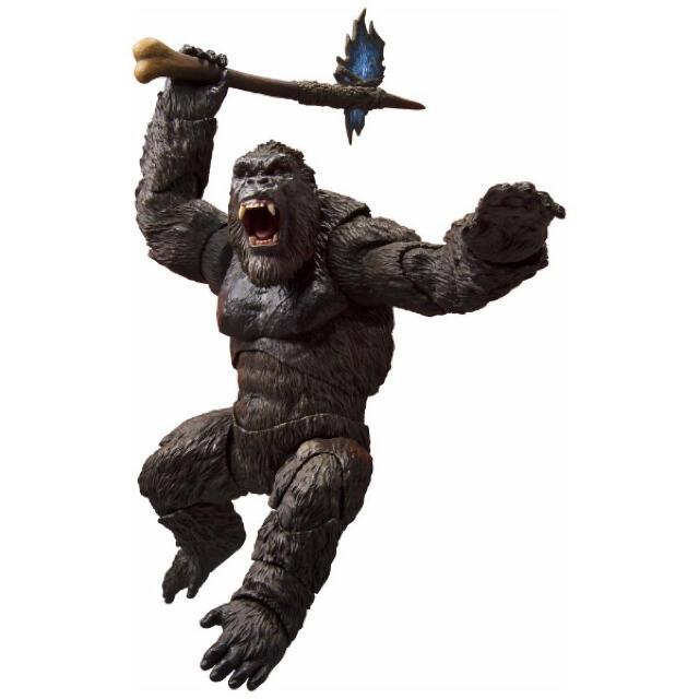 BANDAI(バンダイ)のS.H.MonsterArts KONG (2021)キングコング モンアツ エンタメ/ホビーのフィギュア(特撮)の商品写真