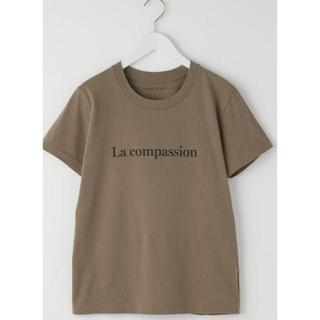 プラステ(PLST)のupper hights⭐︎PLST限定ロゴTシャツ(Tシャツ(半袖/袖なし))