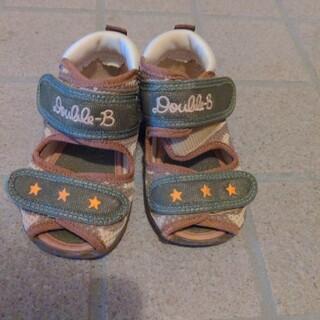 ダブルビー(DOUBLE.B)のダブルBサンダル(サンダル)