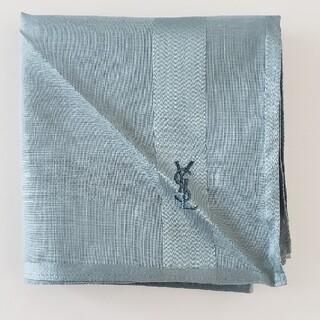 イヴサンローランボーテ(Yves Saint Laurent Beaute)のイブサンローラン ハンカチ スカーフ(ハンカチ)