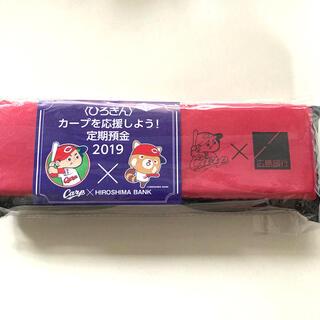 ヒロシマトウヨウカープ(広島東洋カープ)の広島カープ クッション MOTTAINAI 保冷バッグセット(応援グッズ)