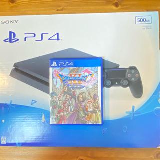 PlayStation4 - SONY PlayStation4 500GB ドラゴンクエストXIセット