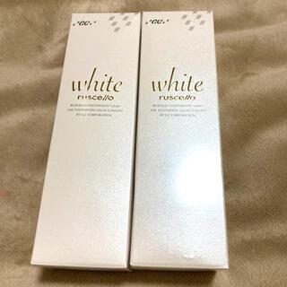 新品 ルシェロホワイト(歯磨き粉)