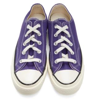 CONVERSE - コンバース チャックテイラー CT70 紫 9.5