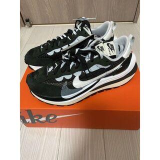 27.5 Sacai × Nike Vaporwaffle CV1363-001