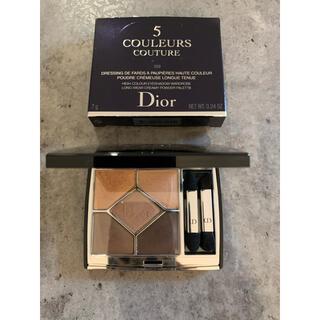 Dior - ディオール  サンククルールクチュール アイシャドウ 559 ポンチョ