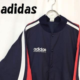 アディダス(adidas)のアディダス バスケットボール スタジャン ジャンパー デサント社製 O-XO(スタジャン)