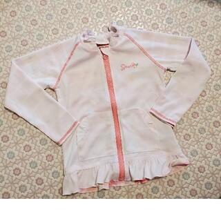 シマムラ(しまむら)の110センチ しまむら 長袖ラッシュガード(水着)
