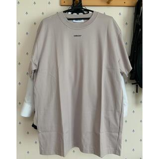 アンブッシュ(AMBUSH)のAMBUSH ロゴTシャツ(Tシャツ/カットソー(半袖/袖なし))