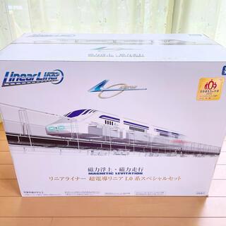 タカラトミー(Takara Tomy)のタカラトミー リニアライナー 超伝導リニアL0系スペシャルセット(電車のおもちゃ/車)