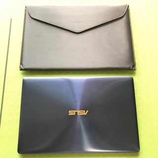 エイスース(ASUS)のASUS ZENBOOK UX390U i5 ジャンク品(ノートPC)