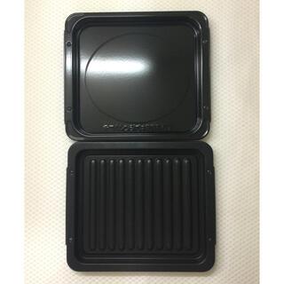 Panasonic - パナソニック スチームオーブンレンジ ビストロ 角皿 グリル皿 2点セット