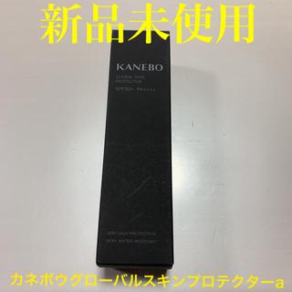 Kanebo - カネボウ グローバルスキンプロテクターa 60g〈日焼け止めクリーム〉