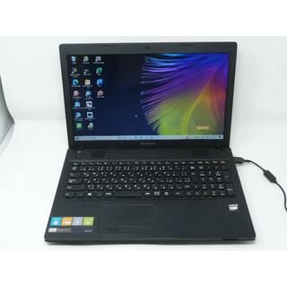 Lenovo - Lenovoノートパソコン G505 Office2019 Webカメラ