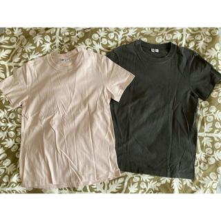 UNIQLO - UNIQLO U Tシャツ2枚組