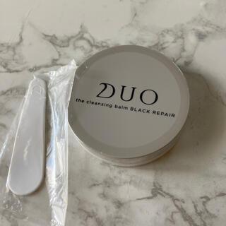 DUOクレンジングバーム DUOクレンジングバーム黒 DUOクレンジング