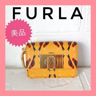 Furla - ✨美品✨FURLA フルラ ミニバッグ チャーム 小物入れ キーホルダー