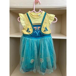 ディズニー(Disney)のプリンセス 子供服(ワンピース)
