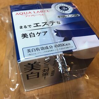 AQUALABEL - 資生堂 アクアレーベル スペシャルジェルクリームA (ホワイト)(90g)