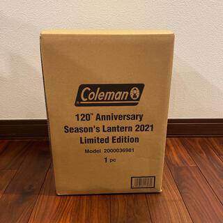 Coleman - コールマン 120周年 アニバーサリー シーズンズランタン2021