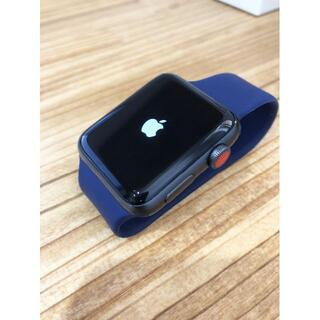 Apple Watch - Apple Watch3 Cellular 42mm(中古)