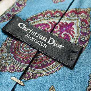 Christian Dior - 即購入OK!3本選んで1本無料!ディオール DIOR ネクタイ 6177