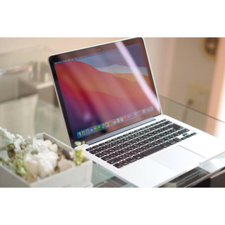 【極美品】MacBook Pro 2015 i7 2.7GHz Office付き(ノートPC)