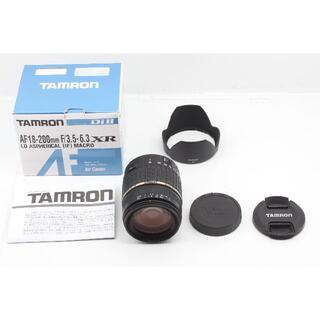 タムロン(TAMRON)のTAMRON AF18-200mm canon用 A14E #00083(レンズ(ズーム))