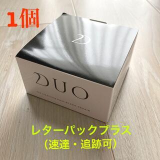 【新品】 DUO デュオザクレンジングバーム ブラックリペア 90g 1個