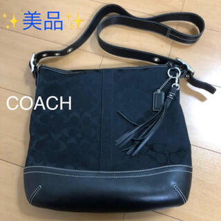 COACH - ✨美品✨ COACH コーチ ショルダーバッグ