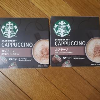 ネスレ(Nestle)のネスカフェ ドルチェ グスト カプチーノ 12杯分 (コーヒー)