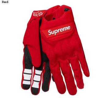 シュプリーム(Supreme)の【新品】Supreme Fox Racing Bike Gloves(手袋)